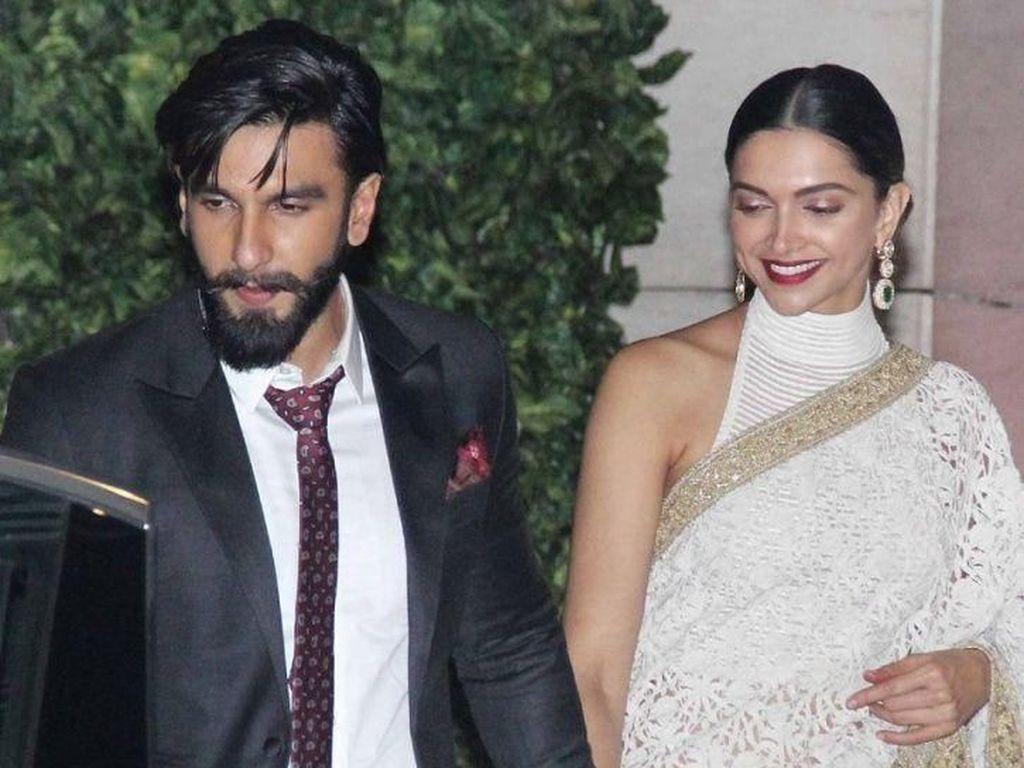 Ranveer Singh Berikan Kode Hubungannya dengan Deepika Padukone