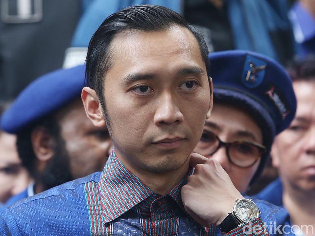 Soal Kabinet Jokowi, Ibas: Demokrat Hanya Menonton dan Melihat