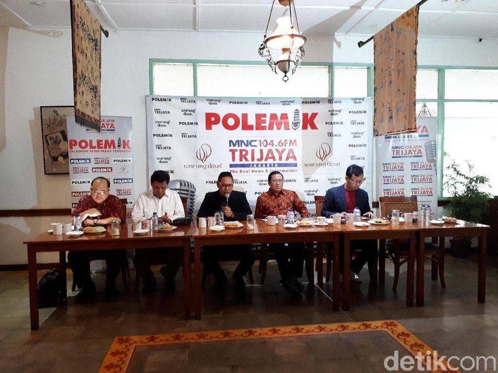 Habiburokhman soal Polemik e-KTP: Pak SBY Itu Suci dalam Debu