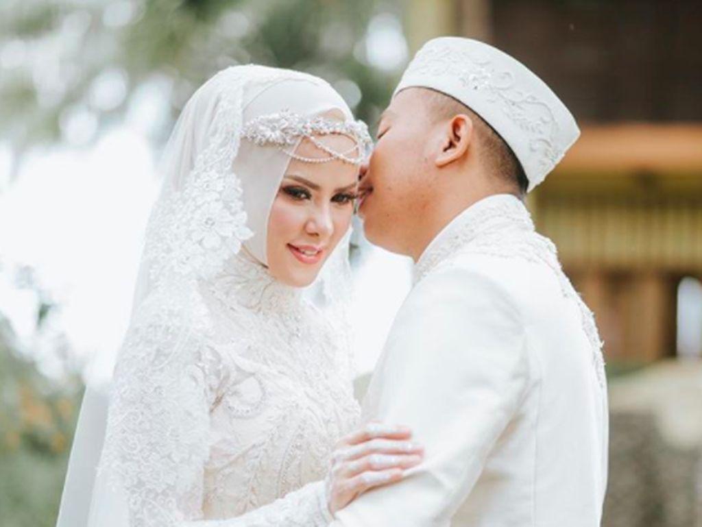Angel Lelga Positif, Natizen Salfok dengan Wifer