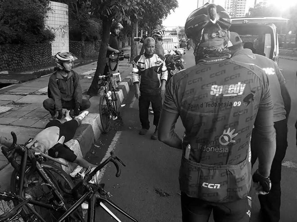 Mobil SUV yang Tabrak Lari Produser RTV Bukan Milik Iwan Giwangkara