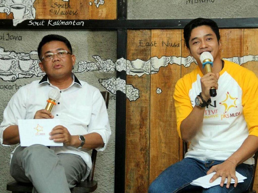 PKS Muda Talks Bersama Adly Fairuz