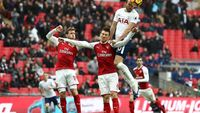 Gol Tunggal Harry Kane Sungkurkan Arsenal