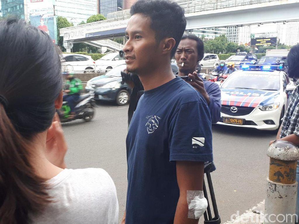 Kecelakaan Tabrak Lari, Ini Kesaksian Rekan Produser RTV