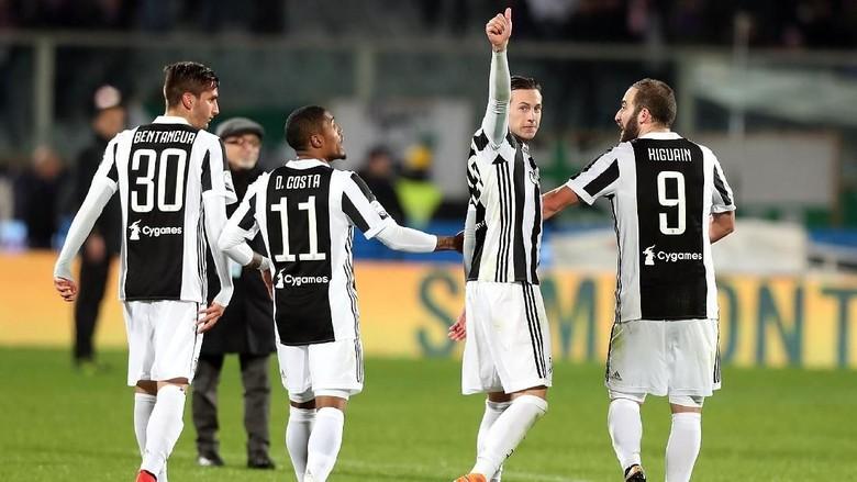 Adu Teknik dan Fisik di Duel Juventus vs Spurs