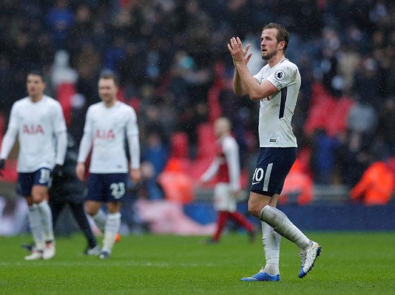 Kane Masih Menakutkan untuk Arsenal