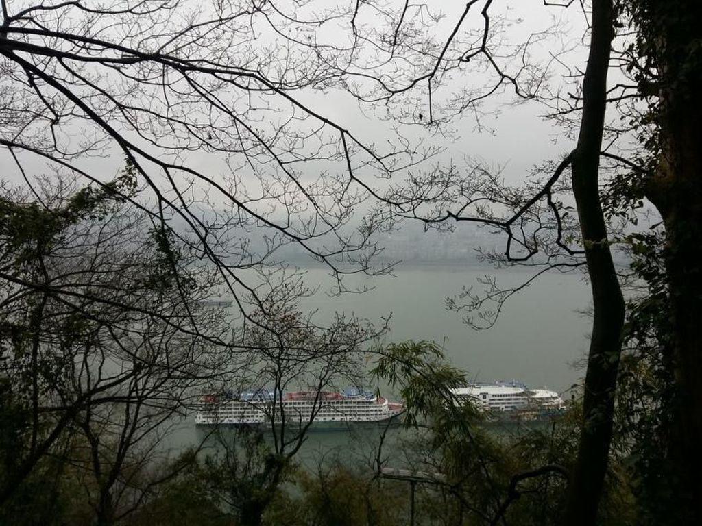 Cantiknya Kota Berkabut yang Jadi Tempat Syuting Tranformer 4