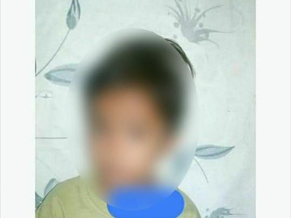 Diamankan Polisi, Ini Pengakuan Pria yang Jual Anak di Medsos