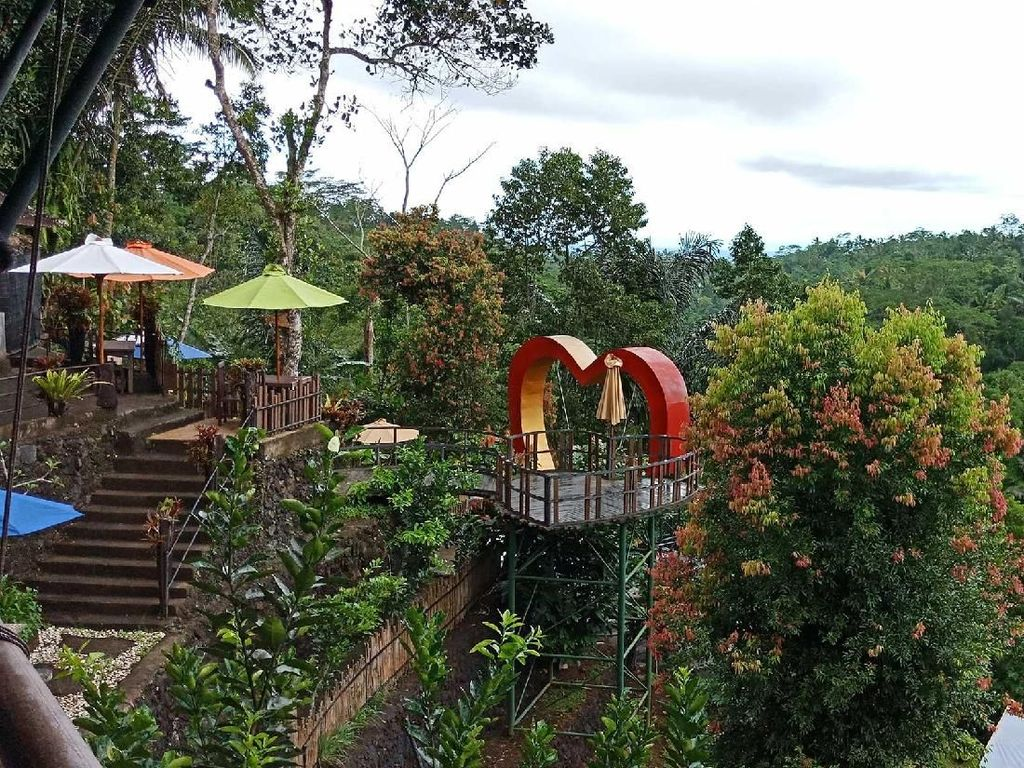 Tempat Asyik Menyeruput Kopi Asli Bali