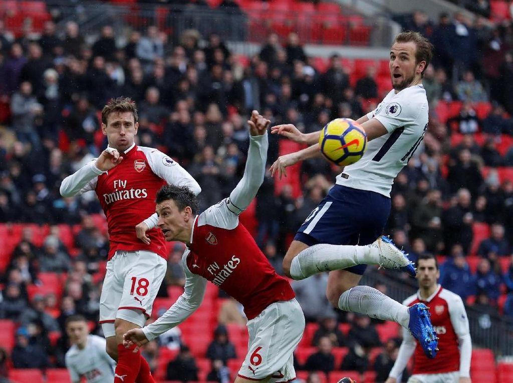Foto: Harry Kane Momok Arsenal