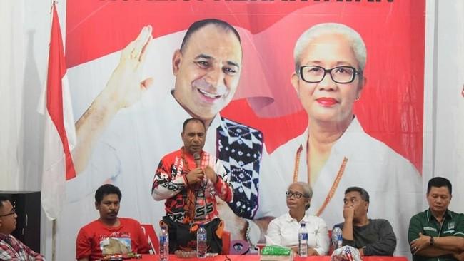 Marianus Sae Kena OTT KPK, PDIP Cabut Dukungan di Pilgub NTT