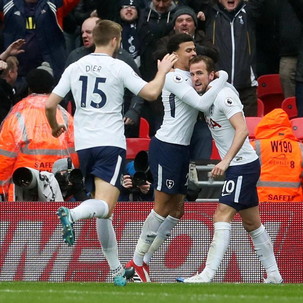 Kane Enggan Pikirkan Tottenham yang Pasif di Musim Panas