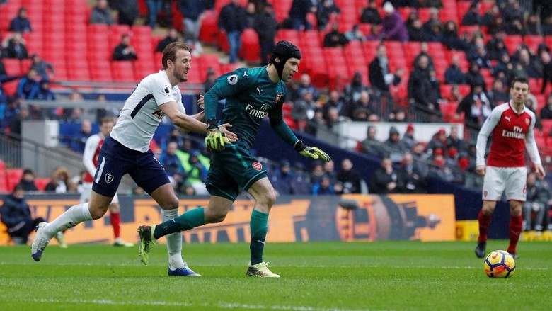 Derby London Utara Pecahkan Rekor Jumlah Penonton Premier League