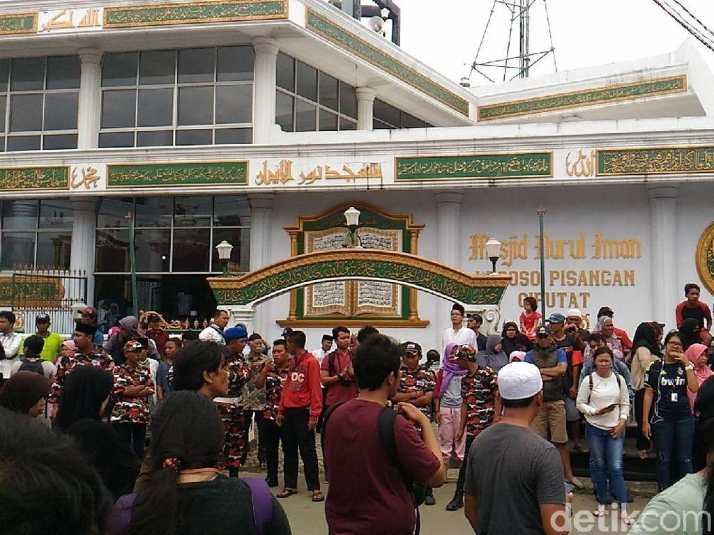 Jenazah Korban Bus Maut akan Disalatkan di Masjid Nurul Iman Ciputat