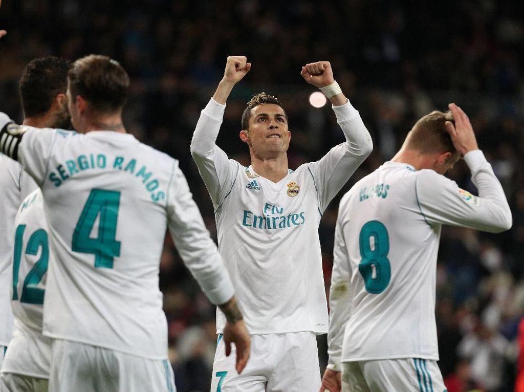 Bursa Taruhan Unggulkan Madrid atas PSG