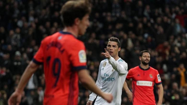 Real Madrid Mengamuk Lagi di Santiago Bernabeu