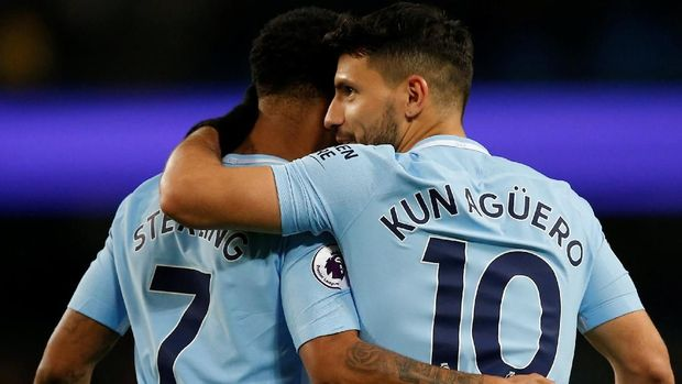 Ini Dia Kunci Keberhasilan Manchester City di Liga Inggris 2017/2018