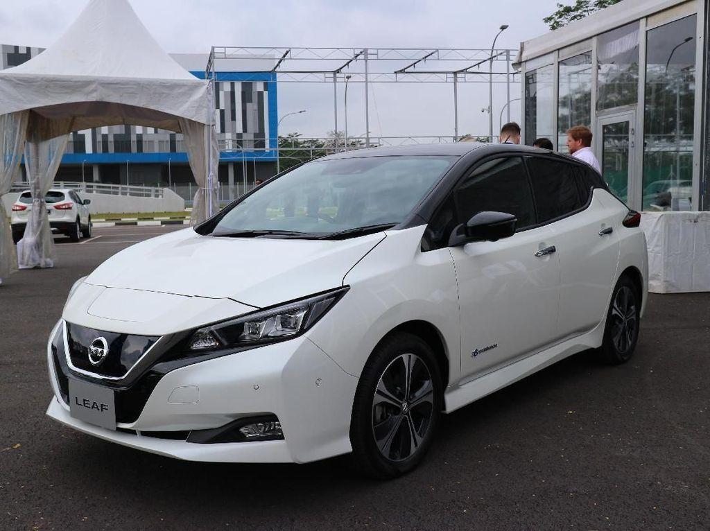 Nissan, Renault, Mitsubishi Paling Untung Soal Jualan Mobil Listrik