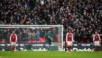 Meski Sulit, Arsenal Tak Menyerah Kejar Empat Besar