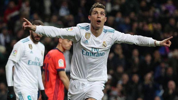 Cristiano Ronaldo mengaku butuh tantangan baru.