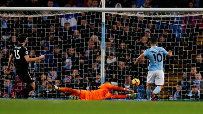 Gol Kedua City Menghabisi Leicester