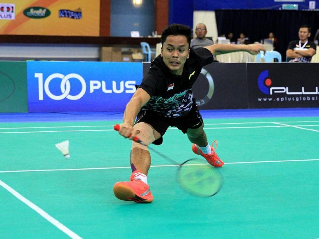 Indonesia Jangan Sampai Kehabisan Bensin di Piala Thomas