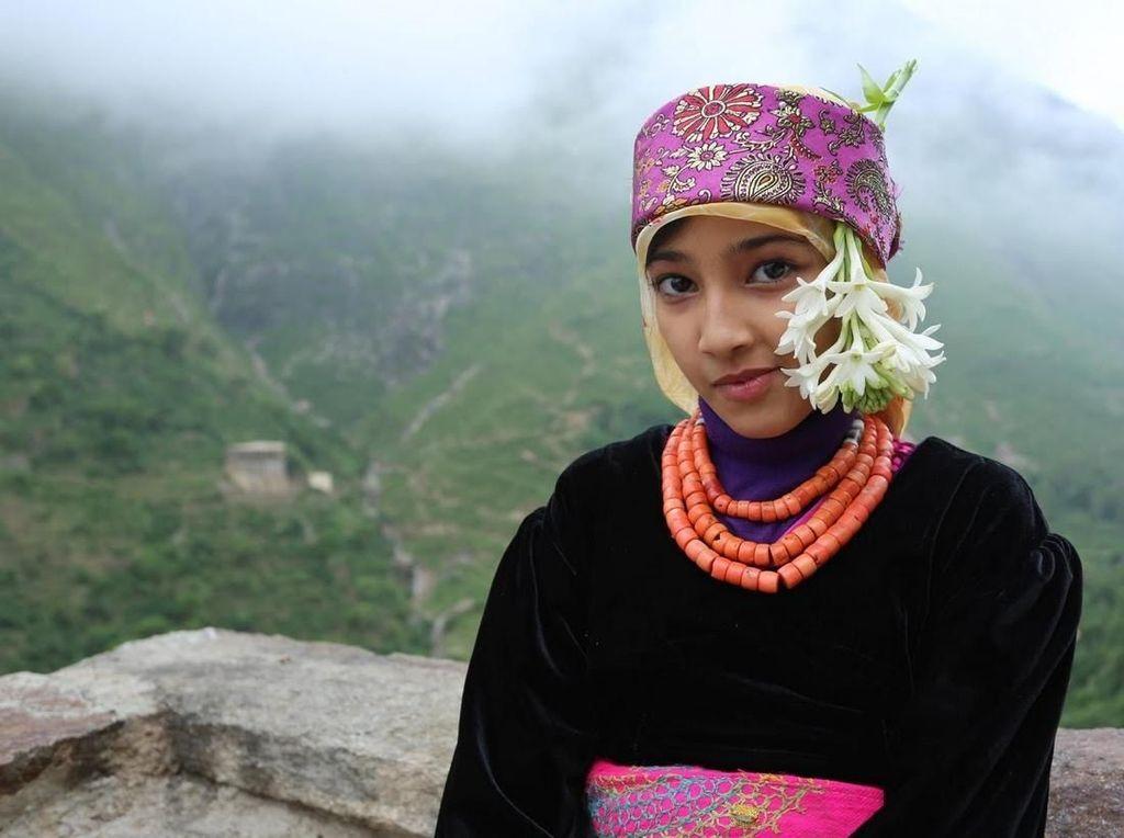 Foto: Kehidupan di Pegunungan Yaman yang Orang Jarang Tahu