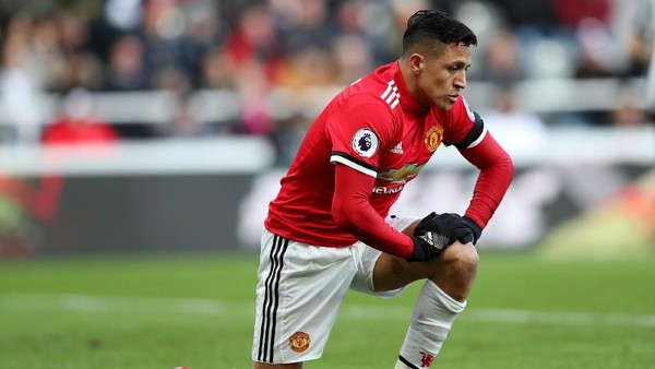 Alexis Sanchez Kurang Impresif Lawan Liverpool