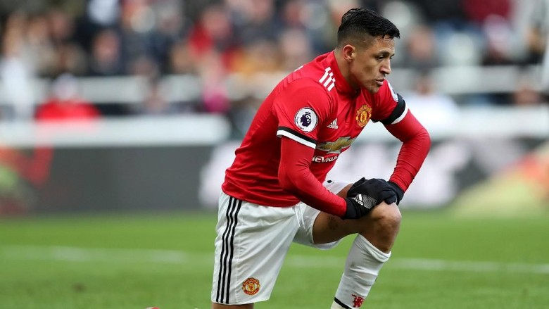 Tentang Alexis Sanchez yang Sering Kehilangan Bola
