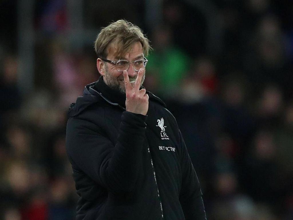 Bukan Penampilan yang Brilian dari Liverpool, tapi Cukup untuk Amankan Tiga Poin