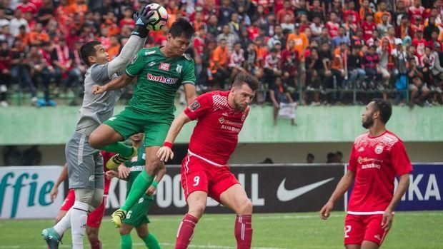 Persija Jakarta melangkah ke final Piala Presiden 2018 usai menyingkirkan PSMS Medan.