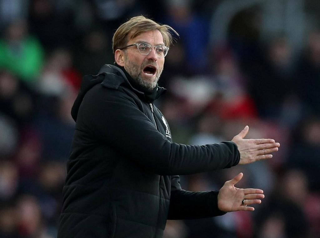 Klopp Sudah 50 Kemenangan di Premier League