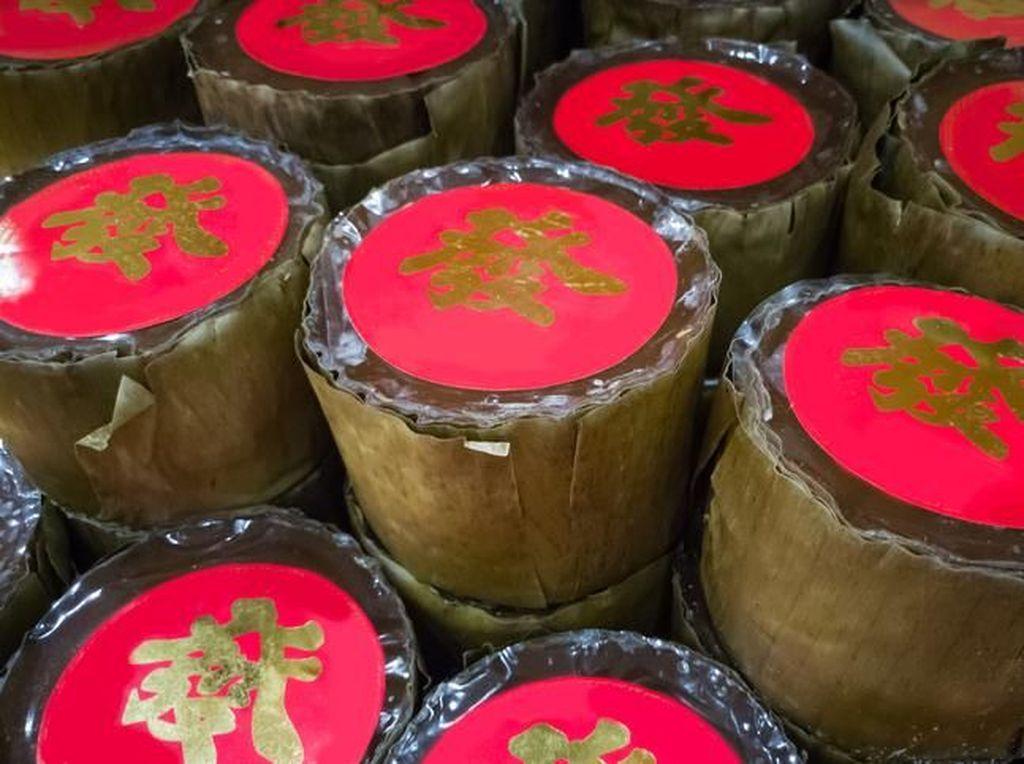 Kue Keranjang, Asimilasi Budaya Lokal dan China