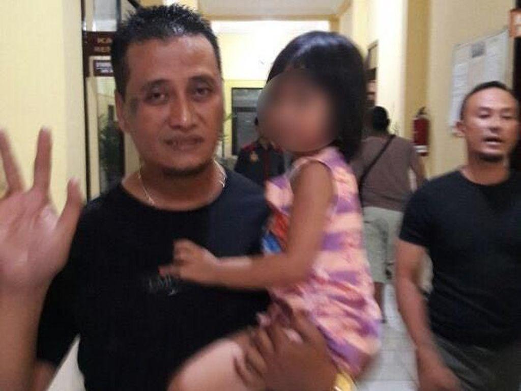 Bocah 3 Tahun yang Dilaporkan Diculik Akhirnya Dikembalikan