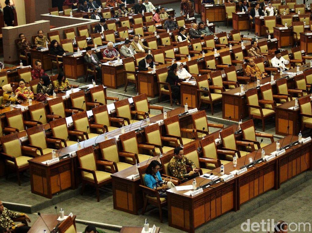 Rekomendasi Pansus Angket KPK akan Dibahas di Paripurna DPR Besok