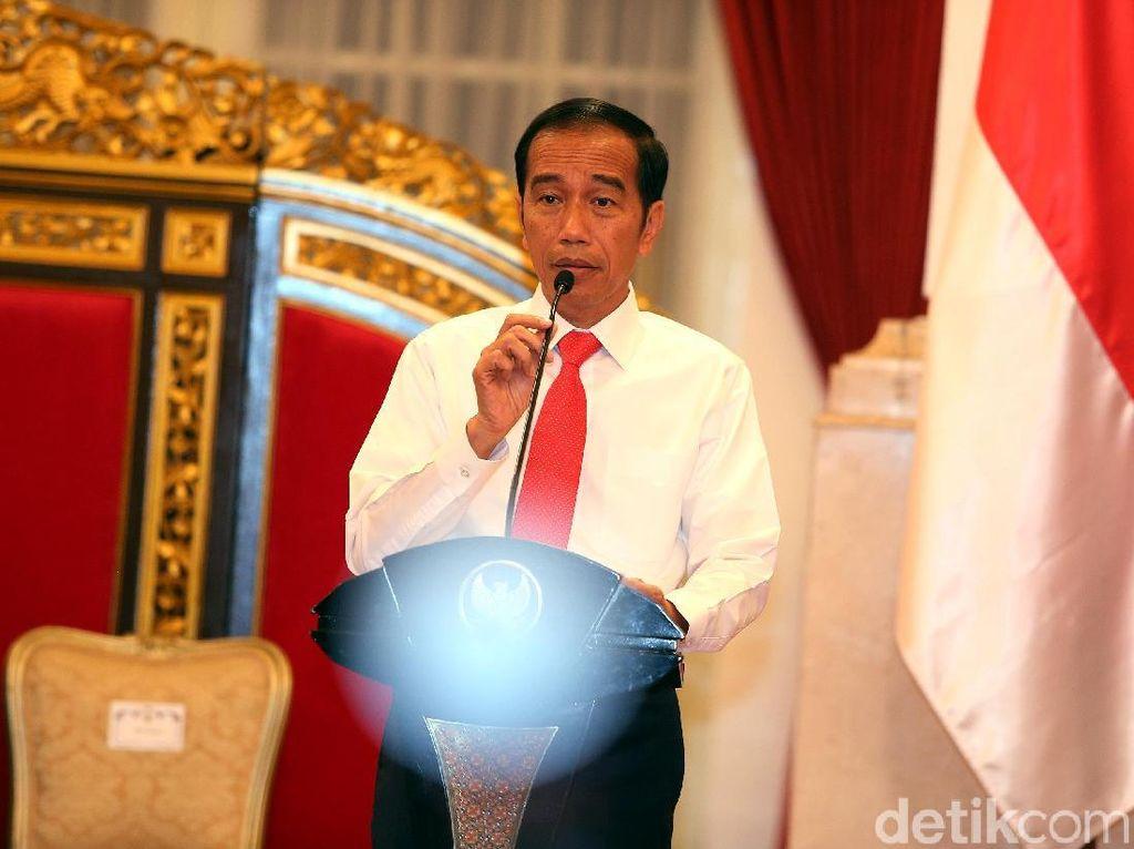 Ajak Berdikari Hadapi Corona, Jokowi: RI Sudah Kembangkan PCR Test-Ventilator