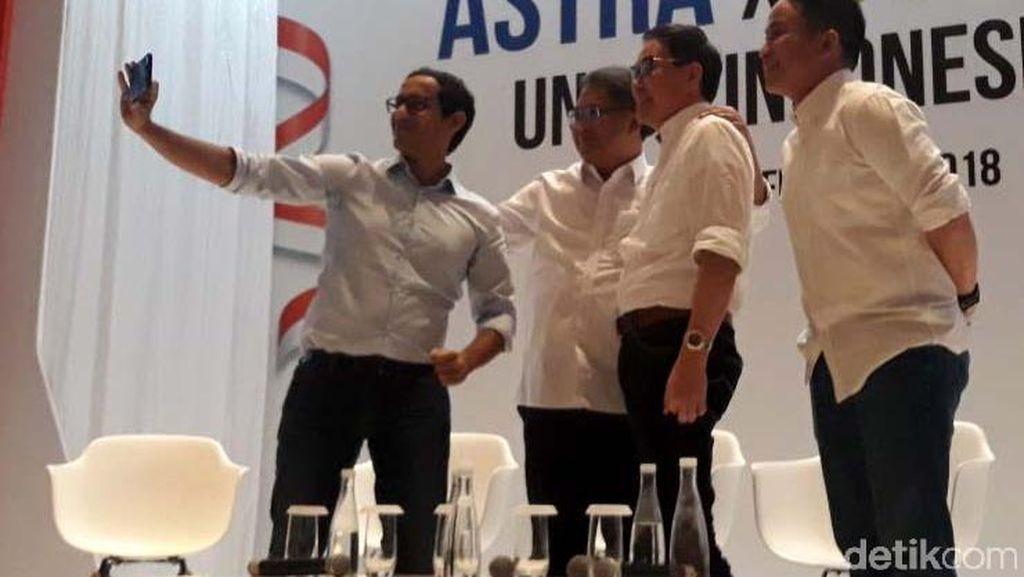 Astra Suntik Modal Rp 2 Triliun untuk Go-Jek