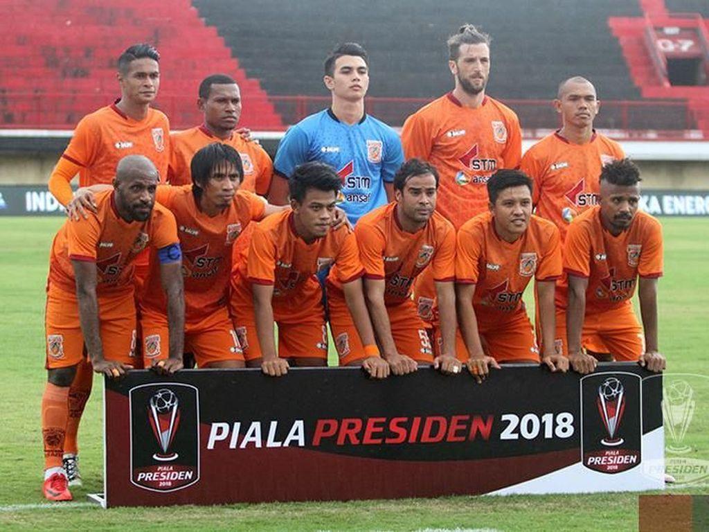 Borneo FC Targetkan Masuk Lima Besar di Liga 1 2018