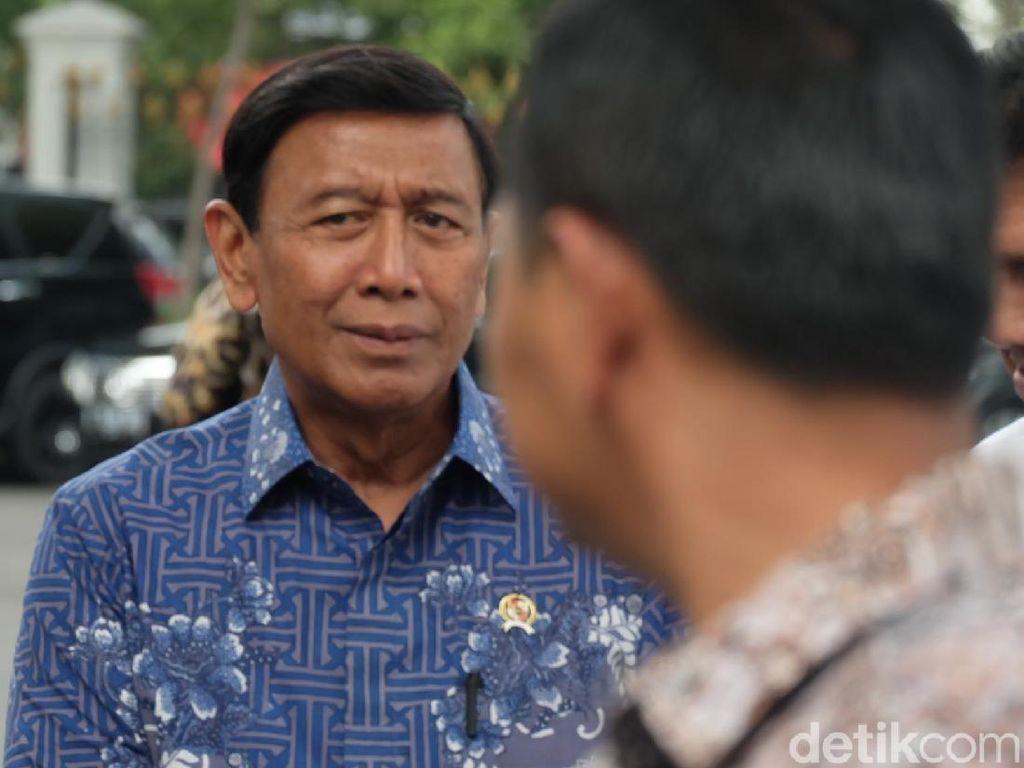 Peluncuran Kapal Selam Pesanan RI, Wiranto akan ke Korsel
