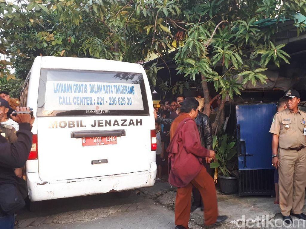 Keluarga yang Diduga Dibunuh di Tangerang Pedagang Pakaian