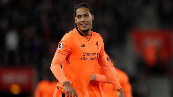 Van Dijk Tak Sabar Ingin Segera Rasakan Atmosfer MU vs Liverpool