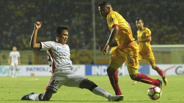 Beto Goncalves saat ini memperkuat Sriwijaya FC.
