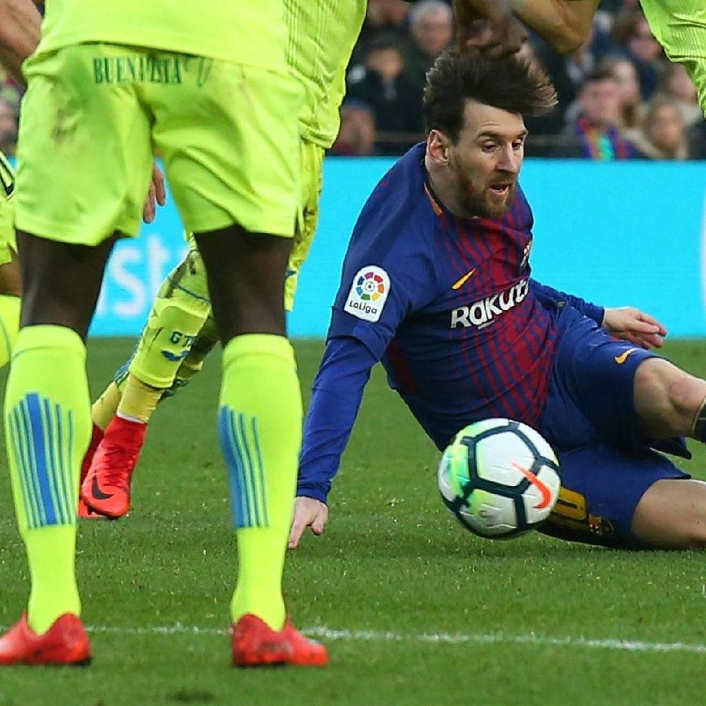 Imbang Lagi, Apakah Barcelona Tengah Menurun?
