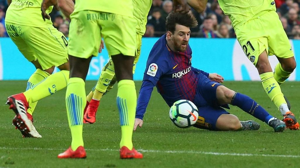 Lawan-lawan Terberat (dan Termudah) yang Pernah Dihadapi Messi