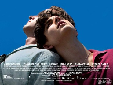 Film kontoversial Call Me By Your Name pun juga diubah judulnya. (Dok. Schiznit)