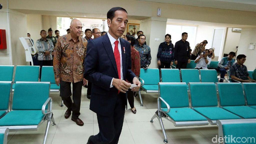Presiden Jokowi Tinjau Pelayanan Kekonsuleran