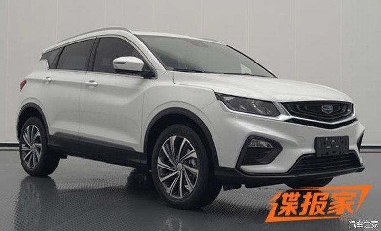 SUV Penantang Honda HR-V Buatan China