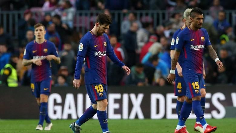 Barcelona Kembali Seri, Iniesta Sebut Faktor Kelelahan