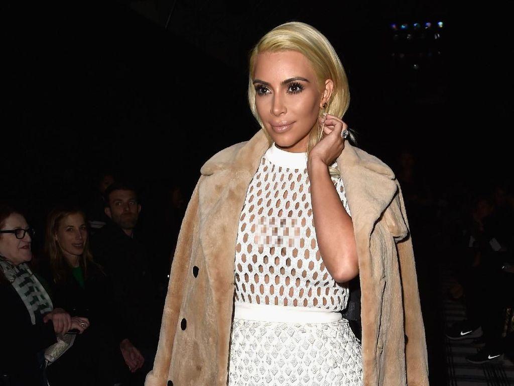 Kim Kardashian Ungkap Ibu Pengganti untuk Anak Ketiganya