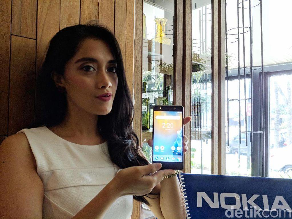 Nokia 8 Tiba di Indonesia, Spek Gahar Harga Menggoda